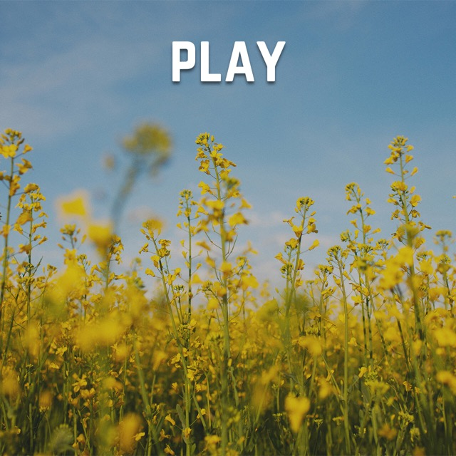 My Word for 2018: PLAY